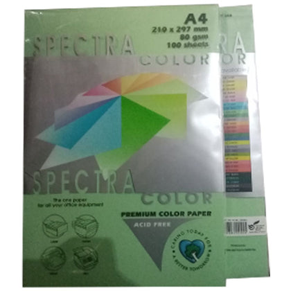 Color Paper No-190 Spectra Green