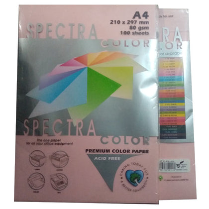 Color Paper # 140 Spectra Rose