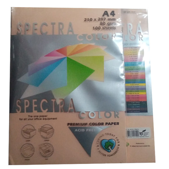 Paper Color Canary #115 Spectra