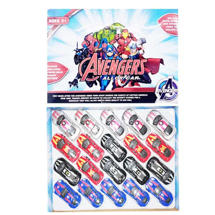 Avengers Alloy Car # 779-3 (1pcs)