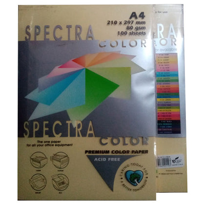 Paper Color Cream #110 Spectra
