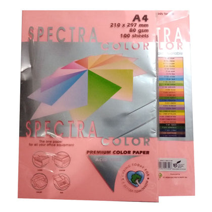 Color Paper No-170 Spectra Pink