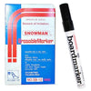 Snowman Board Marker No-70 Black 1Pcs (GOAL)