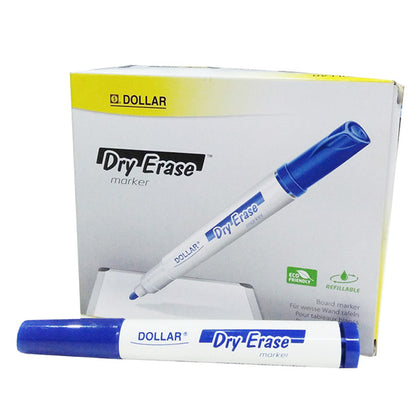 Dollar Board Marker Blue (1pcs)