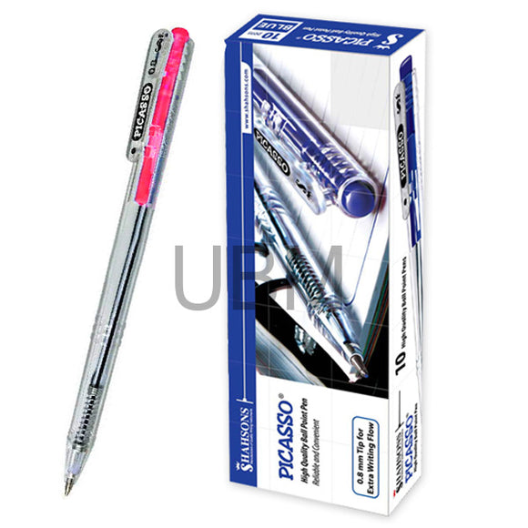 Picasso Ball Pen Crystal Red (Dabi)