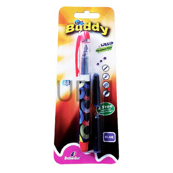 Bahadur Fountain Pen Buddy # 501 (1pcs)