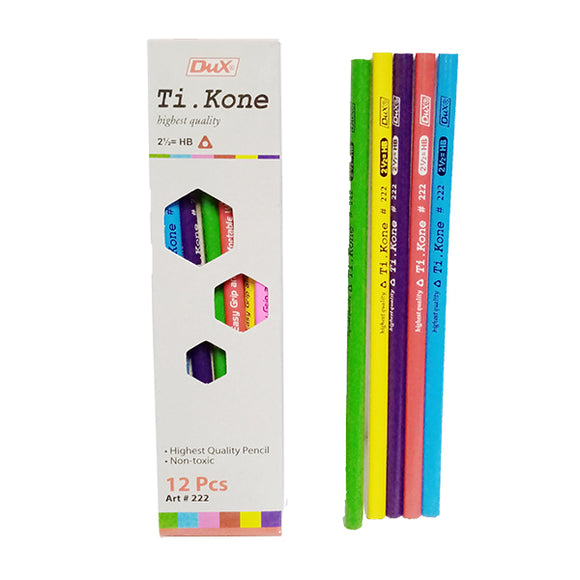 Dux Lead Pencil Tikon # 222 (12pcs)
