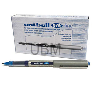 Uni-Ball Ball Pen Eye Fine Ub-157 Blue (pcs)