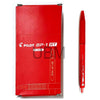 Pilot Ball Pen Bp-1 Red (1pcs)