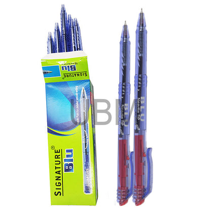 Signature Ball Pen Blu Red (Dabi)