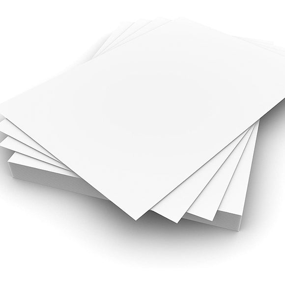 Art Card Sheet 20X30 (250gm) White