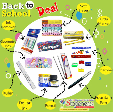 Back to School Deal no 18