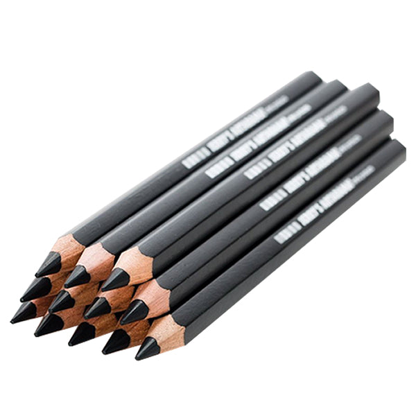 Charcoal Pencil Black Hard (1Pcs)
