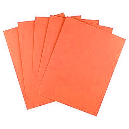 Chart Paper #13 Light Orange