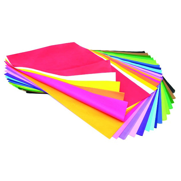 Tissue Paper Color Sheet (Gudi kaghaz)