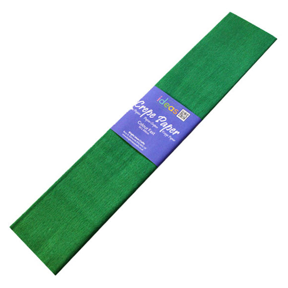 Crepe Paper Dark Green # 4