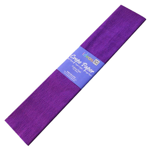 Crepe Paper Dark Purple # 11