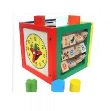 Wooden Multi functional Puzzle Box #177