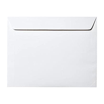 Paper Envelope white 9X4