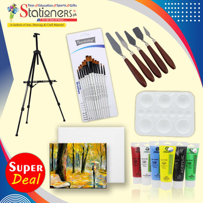 Fine Arts Arylic Painting Super Deal