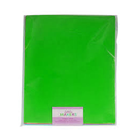 Foaming Sheet Simple A/4 - Green - China
