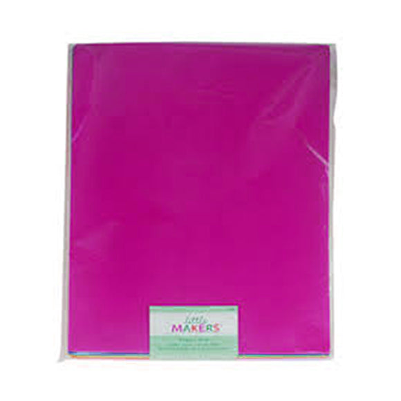 Foaming Sheet Simple A/4 - Pink