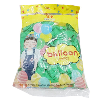 Balloon Green 1Pkt (100pcs)
