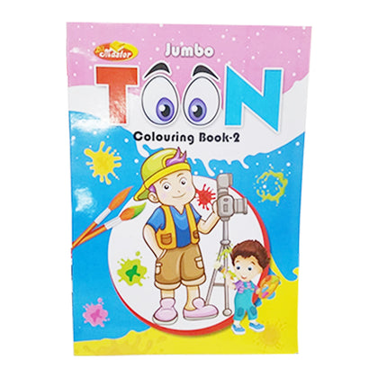 Jumbo Toon Coloring Book (47)