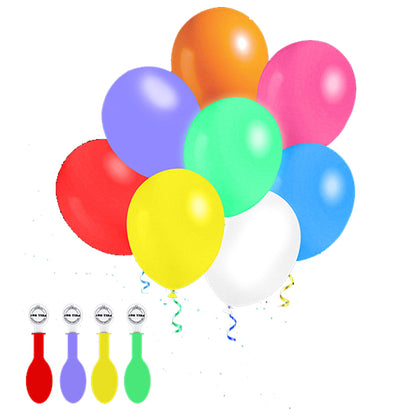 Light Up Balloon 5 Pcs