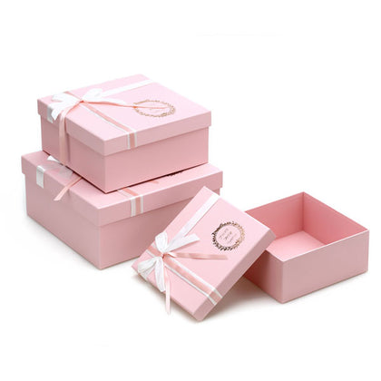 Gift Box Square Shape Medium