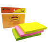 Post-it Pad Colored 3x5 Sensa