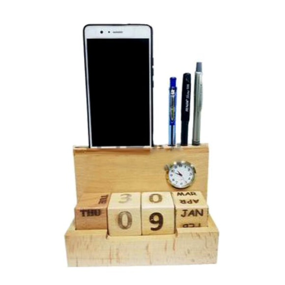 Pen Jar With Lc Calendar