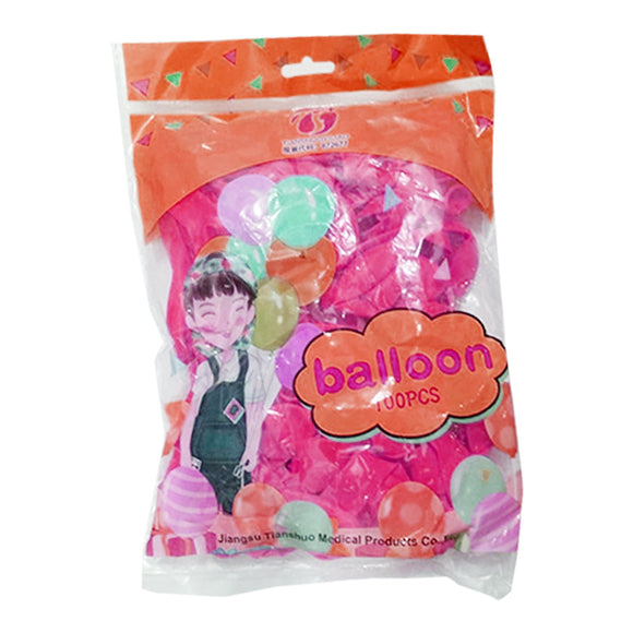 Balloon Pink 1Pkt (100pcs)