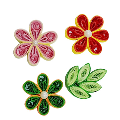 Quilling Flowers Small