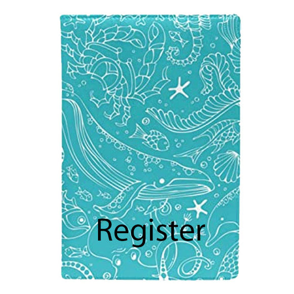 Card Register English # 100