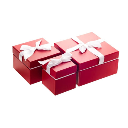 Gift Box Square Shape Large