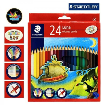 Staedtler Colour Pencil 24 Pcs # 136 C24