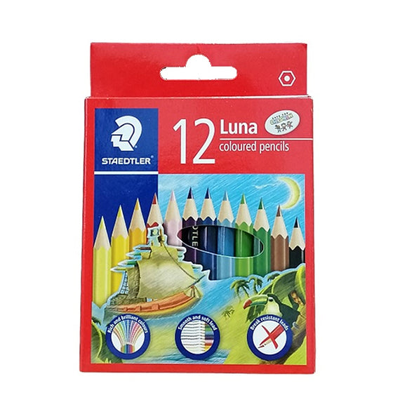 Staedtler Colour Pencil 12 Pcs # 136 C12