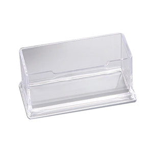 Visiting Card Holder Transparent Small
