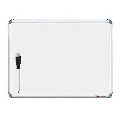 White Board Large With Duster & Marker