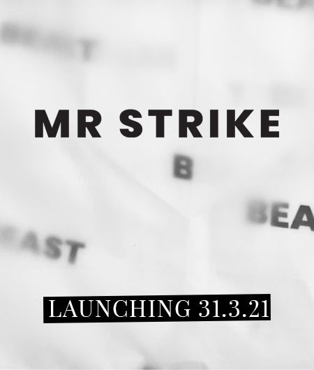 MR STRIKE Sustainable Men's Leisure Wear