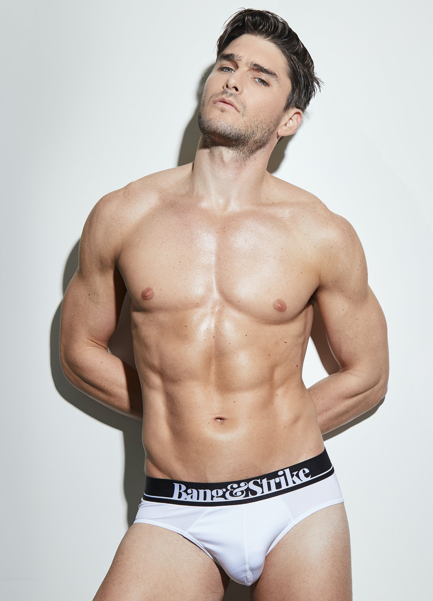 FLEX Sport Brief White