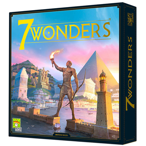 7 Wonders is getting a new edition!