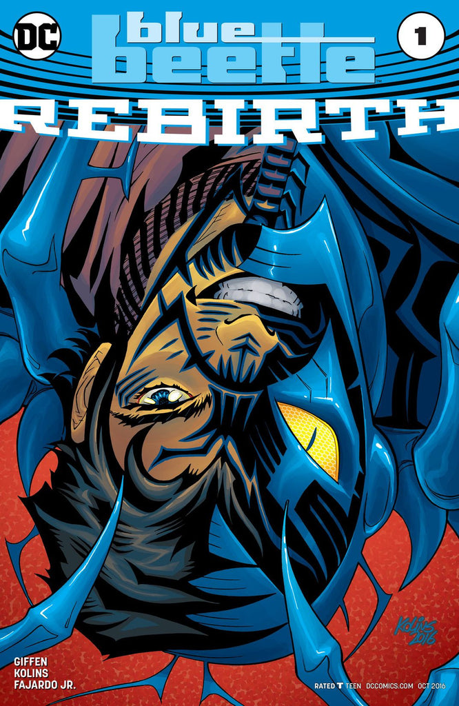 New Beginnings - Blue Beetle Rebirth #1