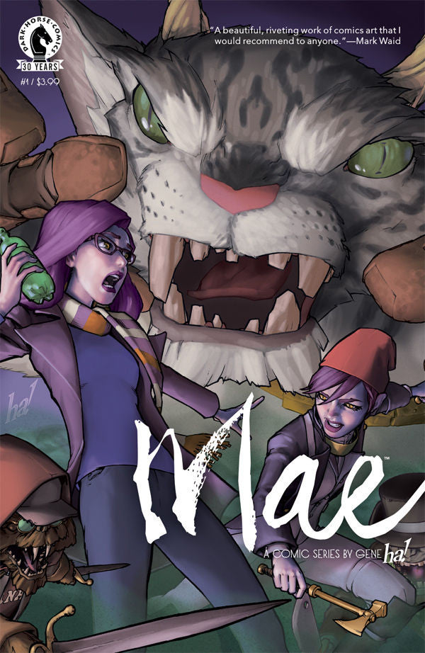 New Beginnings - Mae #1