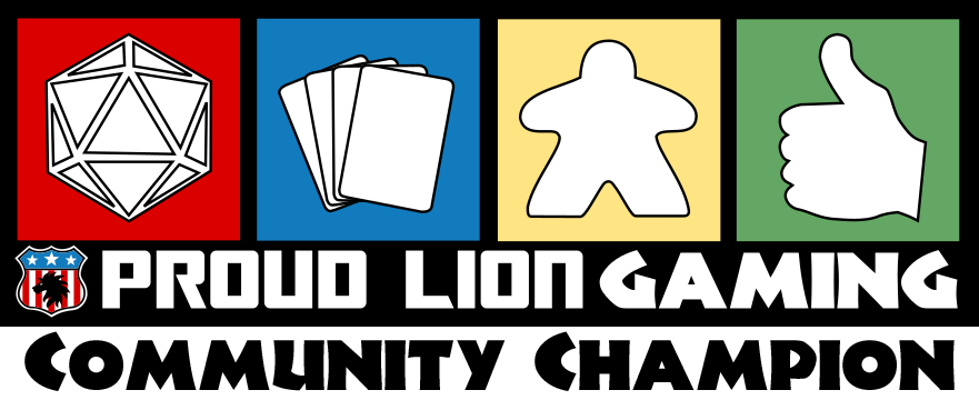Proud Lion Gaming is looking for Community Champions!