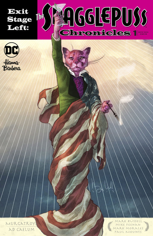 New Beginnings - Exit Stage Left: The Snagglepuss Chronicles #1