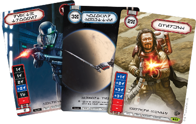 Star Wars Destiny: Spirit of Rebellion Pre-Launch Event!