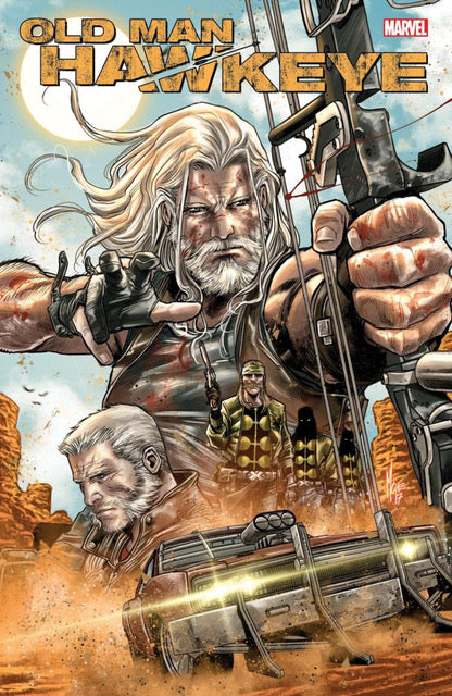 New Beginnings - Old Man Hawkeye #1