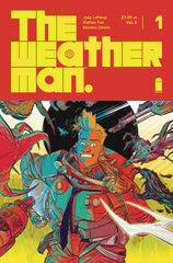Weatherman Vol 2 #1 Cvr A Fox